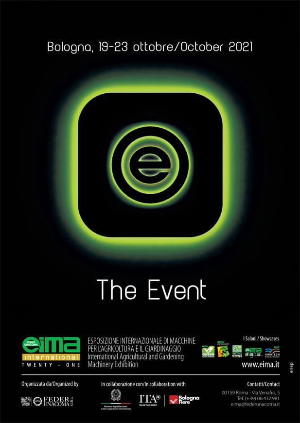 """Tarptautinė paroda """"EIMA International 2021"""""""